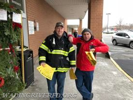 WRFD Members on Sunday December 17, 2017