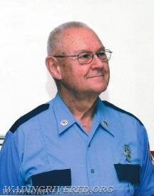 In memory of 59 year member,             Honorary Chief Michael Wiwczar.