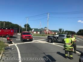 MVA Rt 25A & Sound Ave. Photo By. WRFD
