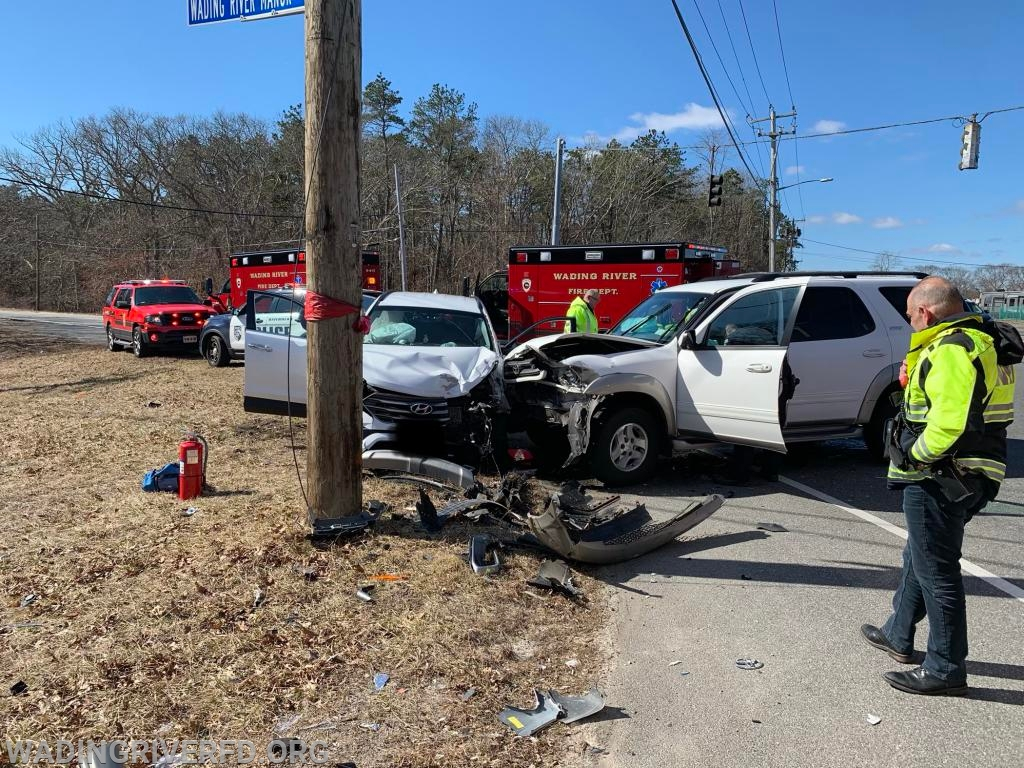 MVA Middle Country Rd. Photo By. WRFD