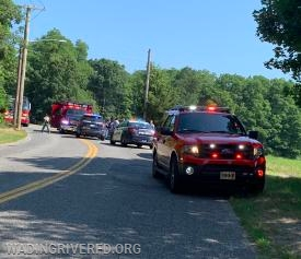 Motorcycle MVA Freshpond Ave. Photo By. WRFD