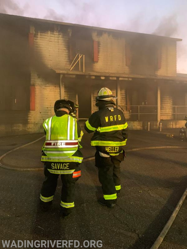 Class A Drill SCFA Photo By. WRFD