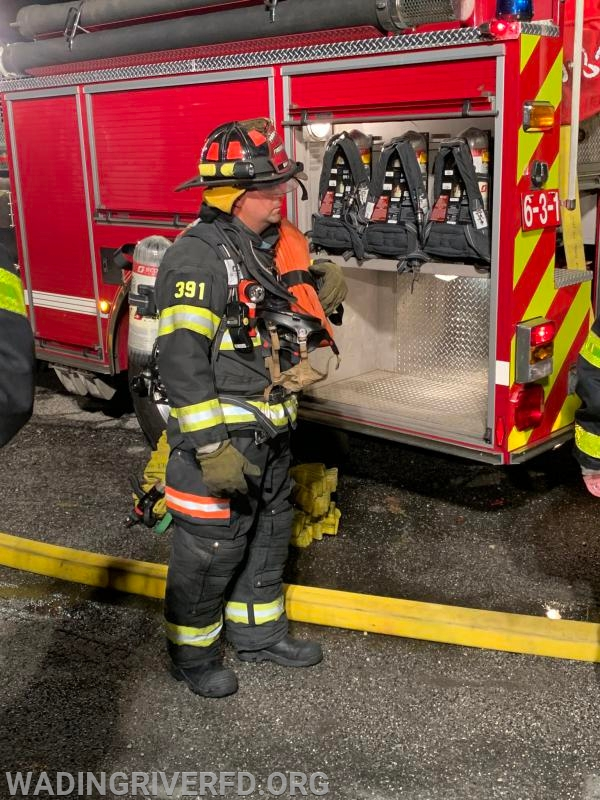 Standpipe Training SCFA Photo By. WRFD