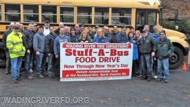Stuff A Bus 2019 Photo By. WRFD